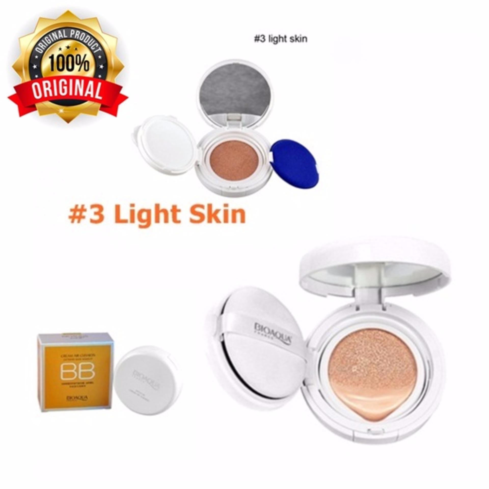 [03- Light Skin] BIOAQUA BB Cream Air Cushion Original